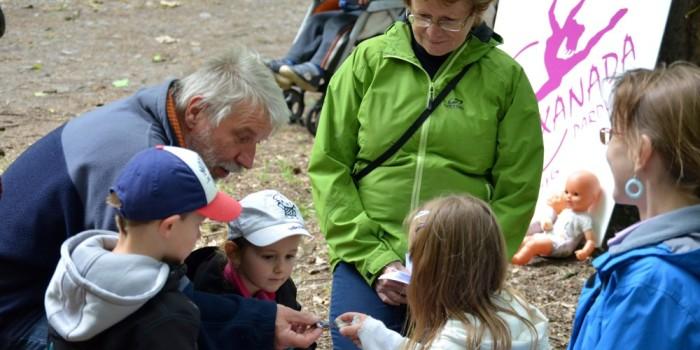 Poznáváme se zážitkovou lesní školkou Perníček Pardubice