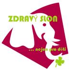 logo zdravý slon